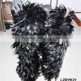 Full Fluffy coque feather Boa LZBYK31