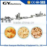 Extruded Fried Snack Food 2D Flour Bugles Chips Making Machine