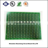 production of electronic cards automatically pcb drilling machine pcb assembly line