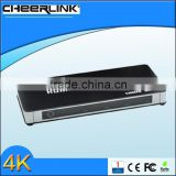 4K*2K CHEERLINK 1in 4 out Full 3D and Supported 2160P HDMI Splitter 1*4 with remote control - black