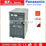 KF-200 thyristor-controlled CO2 MIG MAG welding machine with built-in wire feeder designed                                                                         Quality Choice
