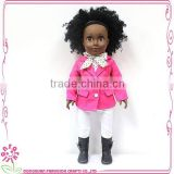 Wholesale 18 inch afro doll wigs, afro curly wigs