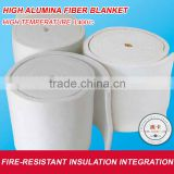 HP (High Pure) Grade and Liners Of Industrial Furnace Application 128kg/m3 1260 ceramic fiber blanket