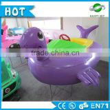 High quality inflatable cute electric boat,electric boat manufacturers,inflatable water tube