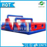 Wholesale 0.55mm PVC inflatable tunnel maze,baby obstacle courses,boot camp inflatable obstacle course