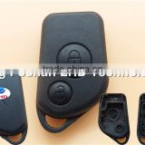Factory OEM Citroen Remote Key Case for CITROEN Elysee Saxo Berlingo Xsara Car Key Shell Cover Blank(can't put blade)