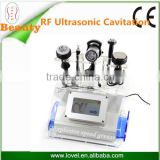 Best 5 in 1 Portable Popular Weight Loss Multipolar RF Vacuum Cavitation Machine                                                                         Quality Choice