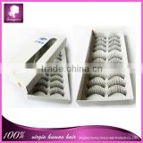 10 pairs bulk false eyelashes with false eyelashes case                                                                         Quality Choice