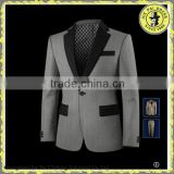 Professional Men Slim Fit Blazer Designs Jacket Manufacturer