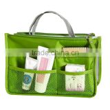 2015 fashion Polyester multi-fuction storage bags, fashion cosmetic storage bags/bag in bag