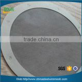 201 stainless steel circle coffee filter fabric disc (free sample)