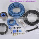 car audio amp wiring kits 0Ga factory price amp wiring kits for car audio system