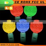 New Style 2015 solar led christmas lights, new christmas promotional items, handmade christmas decorations polymer clay