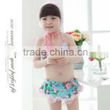 High quality Koya baby swimming suit baby bikini swimming wear sleeveless swimming costume
