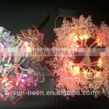 50cm Led Falling Icicle Lights Outdoor Christmas Led Falling Snow Lights Cool White String Led Christmas Lights