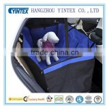 logo add Hot Selling on Amazon Pet Hammock Dog Car Seat Cover Pet Products Waterproof Pet Car Seat