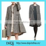 2014 Italian Winter Coats for Women Long Winter Coats for Girls European Fashion Winter Coats