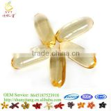 GMP factory bulk Omega 3 fish oil softgel capsule OEM