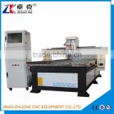200MM Z-Axis 3D Woodworking CNC Router Machine ZKM-1325 With Water Slot For Aluminum Copper Of PCI NcStudio Control