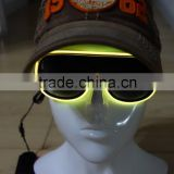"""Polar light 2"" EL WIRE AAX2PCS 3V Battery INVERTER EL sunglasses/EL wire sunglasses"