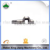 Multi and single-cylinder diesel engine parts spare parts crankshaft for walking tractor