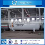 Factory sale customized high quality top grade Q345R/Q370R 80m3 propane storage tank for lpg