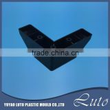 Custom made Cheap Black Plastic plastic injection molding                                                                         Quality Choice