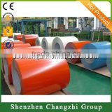 color coated steel coil Hot selling prepaint galvanized steel coil made in China galvanized steel coil price