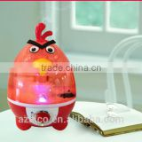 2.5L Capacity Mini Ultrasonic Aroma Diffuser Air Humidifier With Cheap Price