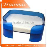 Modern acrylic pet nest bed with cushion,Comfort Nest,acrylic dog bed,dog house,cat nest