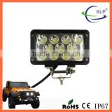 Aluminum housing led work lamp Spot flood Beam Type off road led light