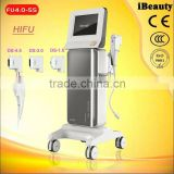 Hi Frequency Facial Machine 2016 Hifu Machine/Hifu Face Bags Under The Eyes Removal Lift /hifu For Anti-wrinkle Machine Back Tightening