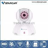 VStarcam p2p 720P Pan Tilt Hisilicon ip hd camera 128GB TF card support ip kamera wireless