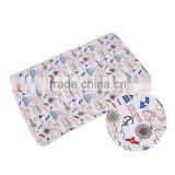 China Wholesale Market Agents Summer Cool 3D Mesh Breathable Waterproof Baby Changing Pad Liners