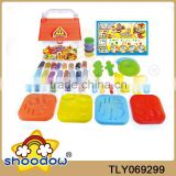 Popular Sell Model Toy Unisex Dough Toys Color Clay