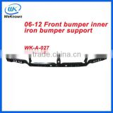 Pickup parts-- 06-12 front bumper inner iron bumper support for isuzu