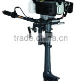Chinese Marine Diesel 2 stroke 15hp outboard motor approved CE/GS