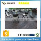 New Outdoor garden wooden composite decking,wood plastic decking,floor wood