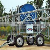 Water and Electricity Self Suffiency for big farm, Field Master Linear Irrigation Equipment