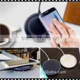 Q5 Wireless Charger Qi Wireless Charger for charger for samsung galaxy ace s5830 with USB Port & USB Cable for IOS and Android