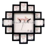 Best Gift Choise Home Decoration Photo Frame Clock Christmas Ornaments