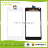 Large Stock Touch Screen For Sony Xperia M C1904 C1905