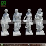 Life Size Greek Four Season Garden Statues