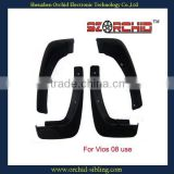 aftermarket pvc custom mud flap for vios 08 use