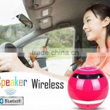 Outdoor wireless deep clear bass bluetooth speakers for car audio kit