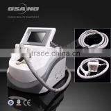 Beauty salon vacuum roller machine Body slimming machine combine Vacuum suction RF + Infrared Light + Roller