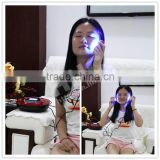 2014 new invention product Analgesic antispasmodics therapy apparatus household multifuction LED therapy instrument