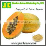 natural Dried Papaya Fruit Extract Powder in 5:1&10:1 with high quality