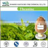 Pure Natural L Theanine from Green Tea for sale by bulk