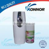 hote sale automatic aerosol dispenser ABS material plastic battery power auto perfume dispenser F128